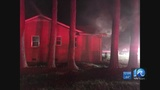 Five displaced after early morning fire in Suffolk