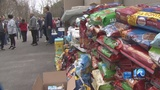 Food drive held in Chesapeake for Coast Guard members impacted by government shutdown