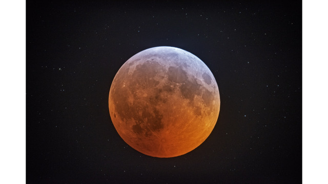 APTOPIX Lunar Eclipse North Carolina_1548081400082