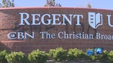 Regent investigating after '#MeToo' found painted on school sign