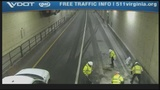 Tractor-trailer fire inside the Midtown Tunnel