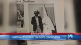 Va. governor admits he's in yearbook page showing Klansman costume, person in blackface