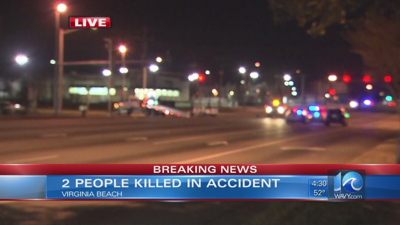 2 dead, 4 injured after two-vehicle accident involving ...