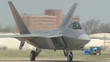 Up to 800 airmen could come to Hampton Roads with additional F-22 squadron