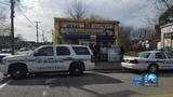 Man stabbed in chest at Big Apple Food Mart in Newport News
