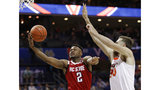 Gallery: NC State vs Virginia game