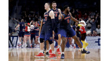 No. 12 seed Liberty upsets No. 5 Mississippi St. 80-76 for first NCAA Tournament win