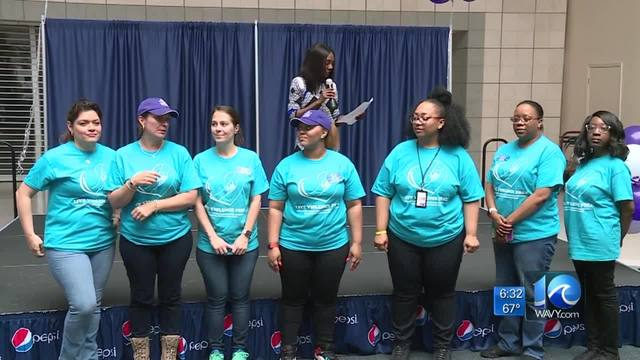 Community Day, Resource Fair held in honor of National Crime Victims' Rights Week