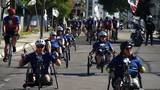 Wounded Warrior Project's 'Soldier Ride' rolls into Washington
