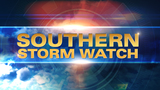Southern Storm Watch: 8 p.m. severe weather live stream