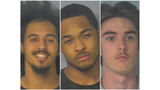 3 men, 1 juvenile charged in attempted armed burglary in Williamsburg