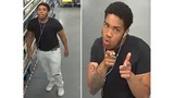Larceny suspect wanted by Virginia Beach police