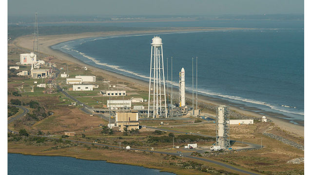 Feds: Worker falsified pollution test results at NASA Wallops
