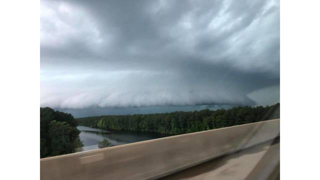 The storm from the Abermarle Canal Bridge on Route 168 in Currituck County_1557624572682.jpg.jpg