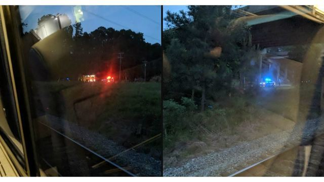 Police: Train that departed from Newport News struck, killed person in Henrico Co.
